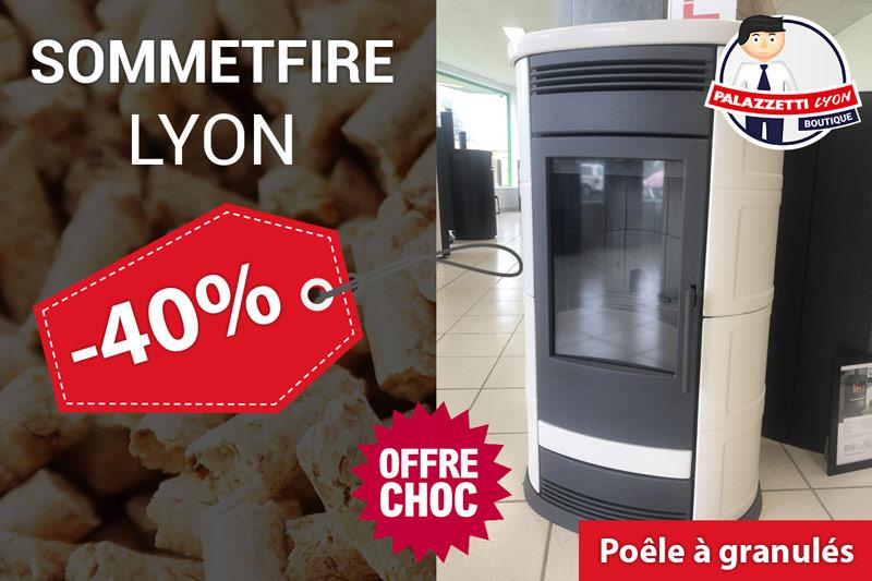 Offre Sommetfire LYON -40%